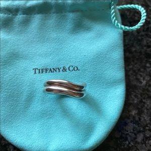 Authentic Vtg. Tiffany & Co Elsa Peretti Ring